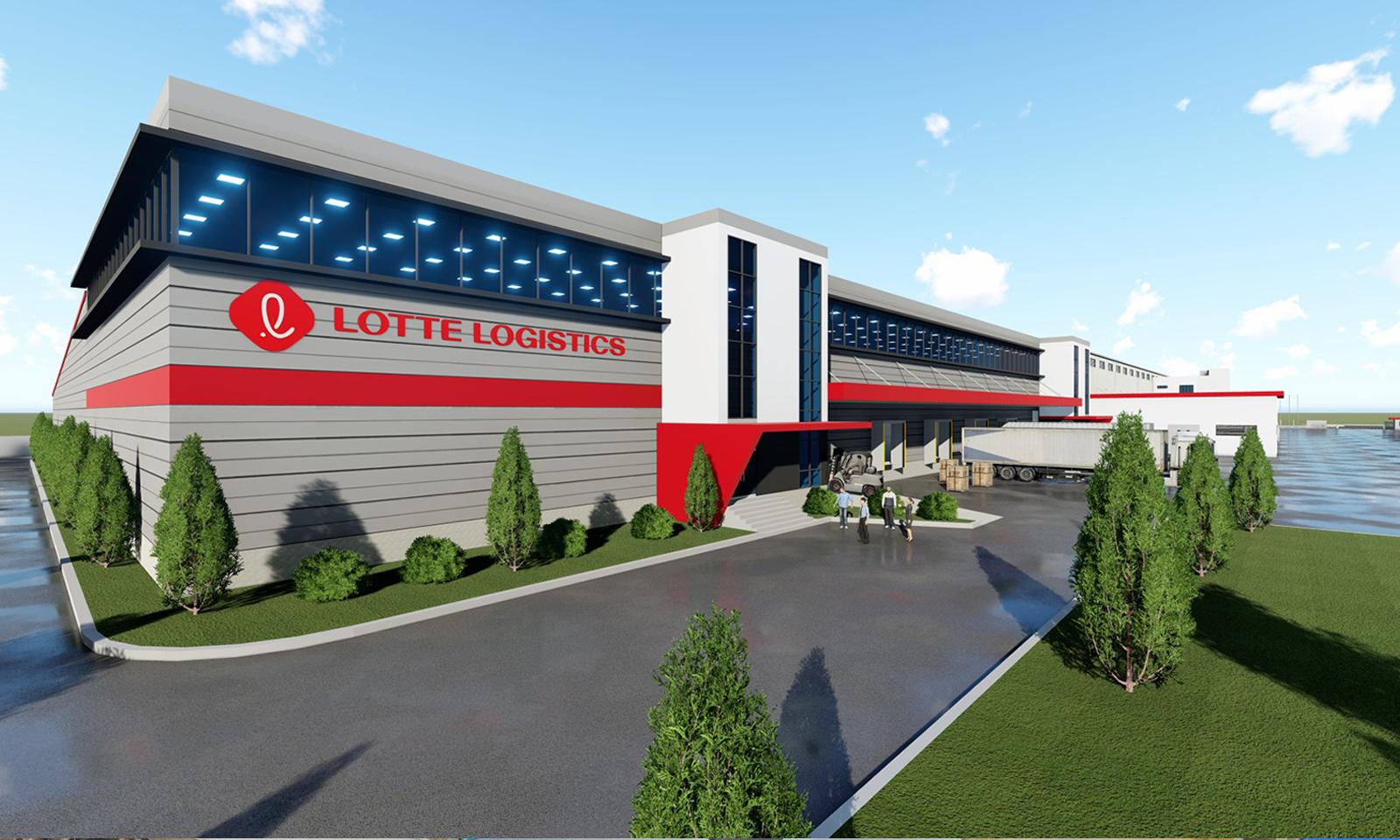 Nhà máy Lotte Logistics
