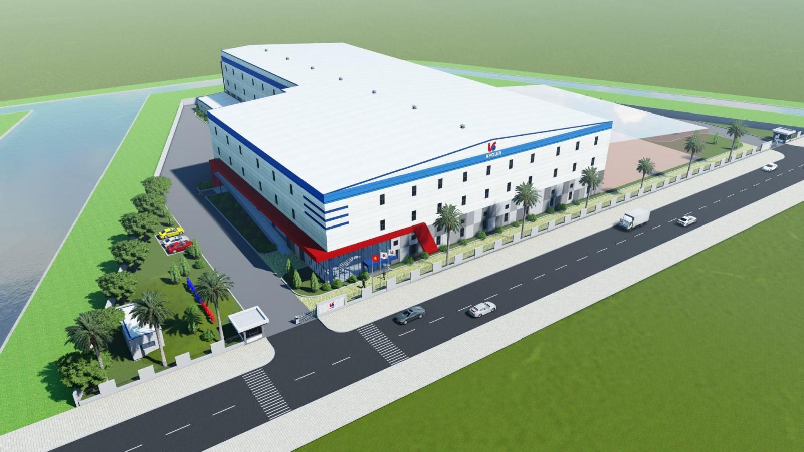 Nhà máy Kyowa III